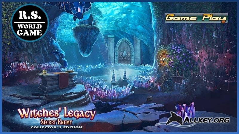 Наследие Ведьм 12 Тайный враг Witches Legacy 12 Secret Enemy Геймплей