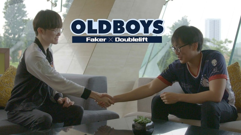 Faker meets Doublelift | T1 at MSI 2019