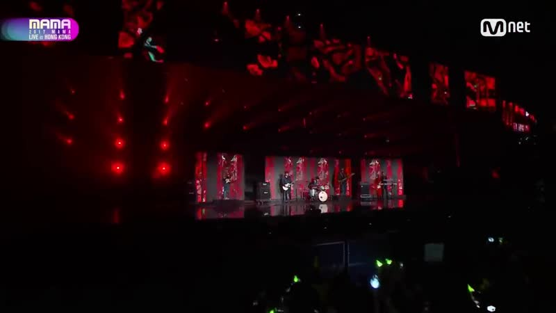 [2017 MAMA in Hong Kong] GOT7DAY6_Never Ever(Rock Ver.)