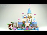 LEGO Disney Princesses 41055 - Cinderellas Romantic Castle!