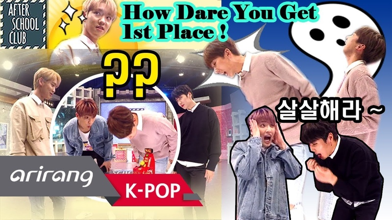 [SHOW] 180922 100%'s Mini Basketball Punch king Game _ HOT! @ After School Club