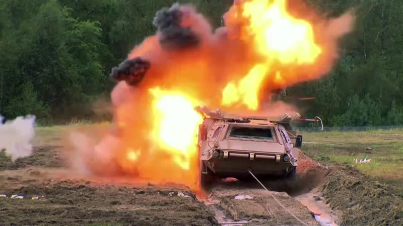 Rheinmetall Active Defence System (ADS)