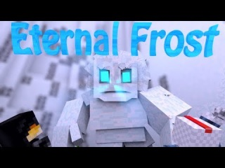 Ice Dimension: Minecraft The Eternal Frost Mod Showcase! Bosses & New Mobs!