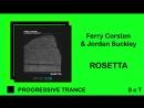 Ferry Corsten Jordan Suckley - Rosetta Extended Mix Flashover Recordings