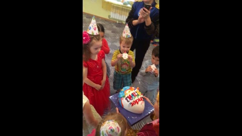 С днём рождения Мелисса