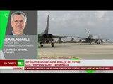 Jean Lassalle sur les frappes occidentales en Syrie