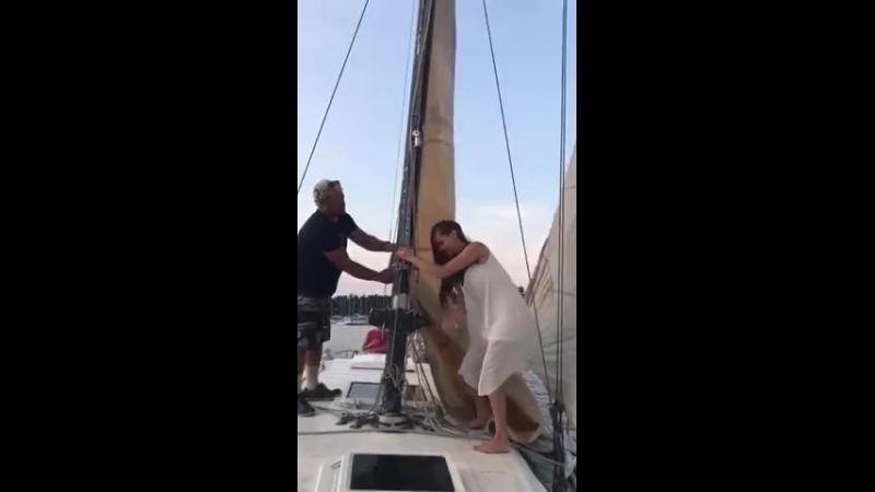 Почувствуй себя морячкой
