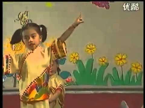 兒童歌曲MTV精選《采蘑菇的小姑娘》 兒童舞蹈