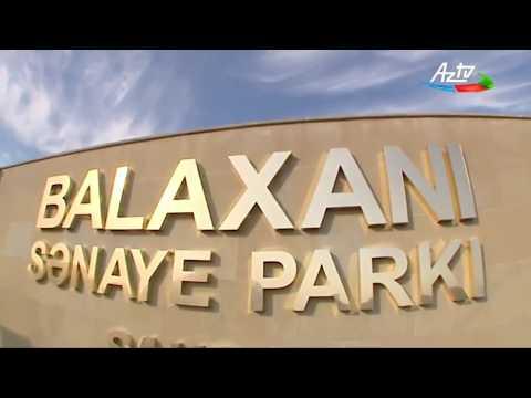 Prezident Ilham Əliyev Balaxanı Sənaye Parkı nın açılışında iştirak edib