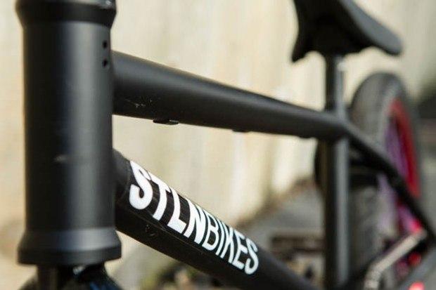 stolen bikes frame