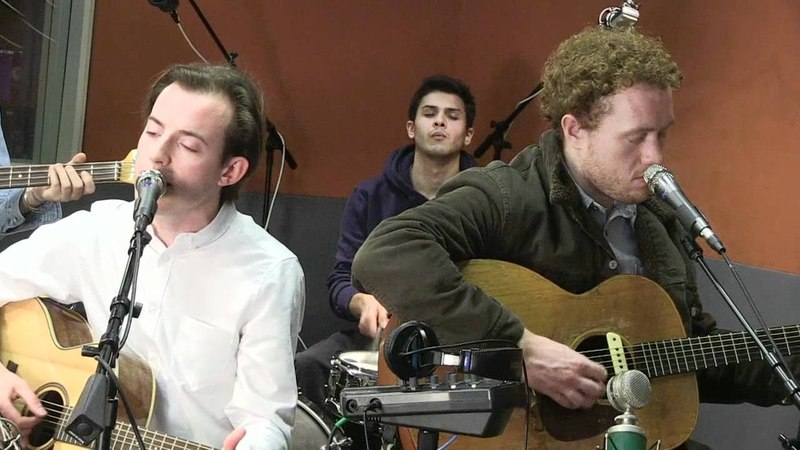 Bombay Bicycle Club - Leave It (Last.fm Sessions)
