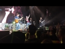 Nickelback - Rockstar (with two fans onstage) (Feed The Machine European Tour 2018 in Moscow, Russia - may 21, 2018)