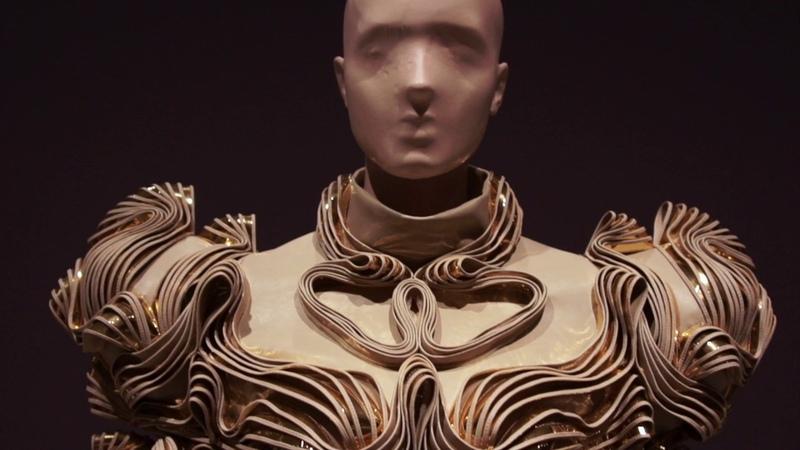Iris van Herpen Transforming Fashion exhibition at Carnegie Museum of Art