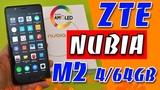 Честный обзор Zte Nubia M2 за 150$ с Super Amoled дисплеем