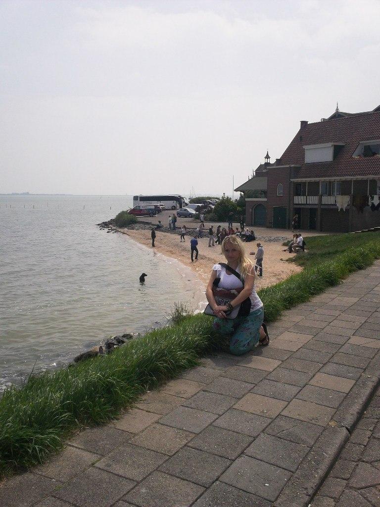 Елена Руденко. Амстердам и прилегающие к нему деревни. 2013 г. июнь. X-nmr6rPIyw