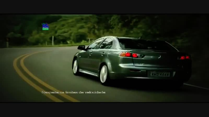37. Mitsubishi Motors - Comercial Mitsubishi Lancer AWD - Curva - 2013