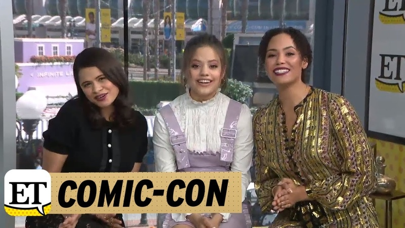 Comic-Con 2018: The Charmed Cast Discusses Their Powers