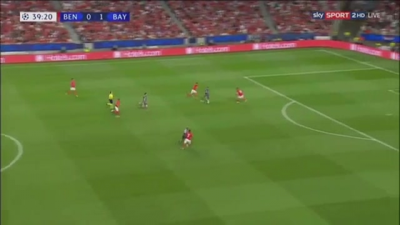 Benfica vs Bayern 2-0 CHAMPIONS LEAGUE HIGHLIGHTS 19/09/2018
