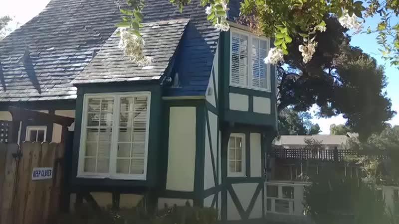 Отель Wine Valley Inn Cottages в Солванге (Калифорния), коттедж №2 (2)