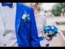 Lovestory. #цветнастроениясиний #свадьба Алексей и Анастасия 07.07.18