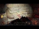 SHIMOROSHOW Fallout 4 - ПОИСКИ СЕКРЕТОВ! - Сет X01(Броня Анклава!)! #28