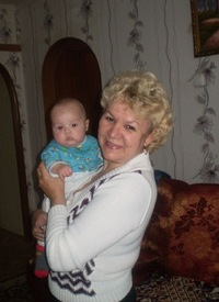 Роза Донскова, 19 июля , Альметьевск, id200470621