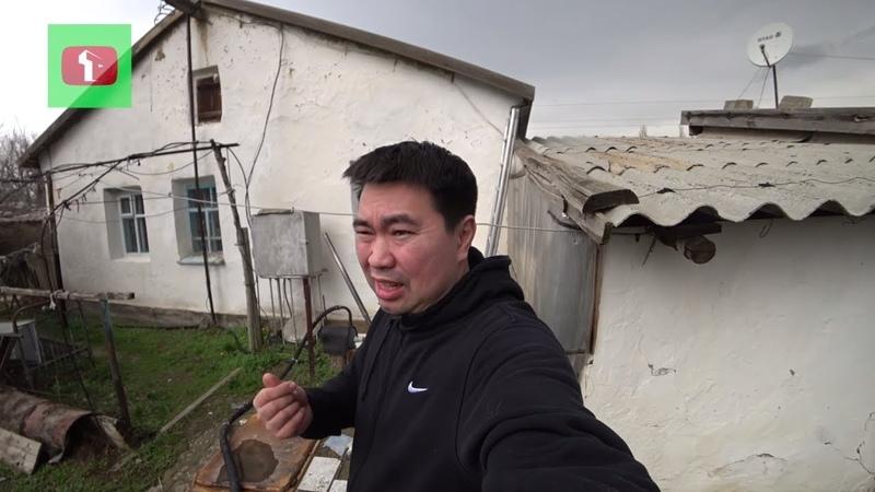 Казахстан Шок Как жить в ауле? Тараз Жамбыл - Астана Алматы Шымкент видеоблог Танирберген