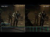 [60fps] Call of Duty: Advanced Warfare PS4 vs Xbox One Campaign Frame-Rate Test