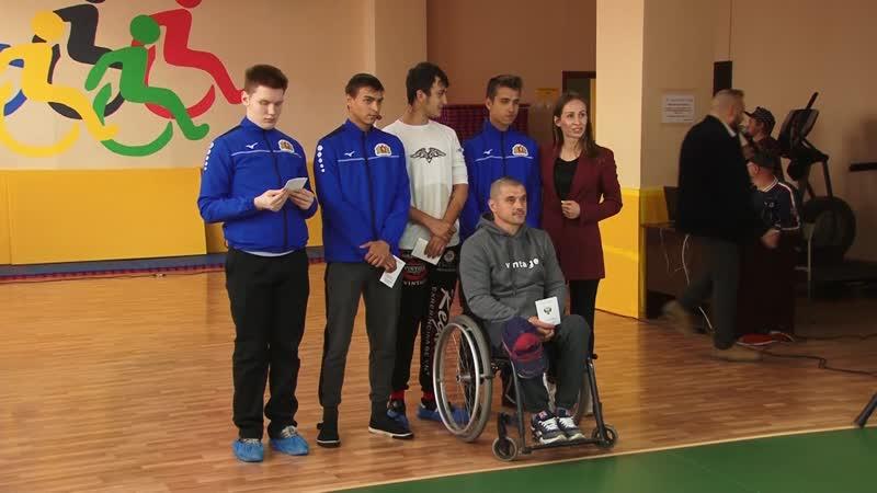 Михалина Лысова вручила награды юным тагильским спортсменам
