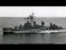 WW2 US Navy ship USS Capps DD 550