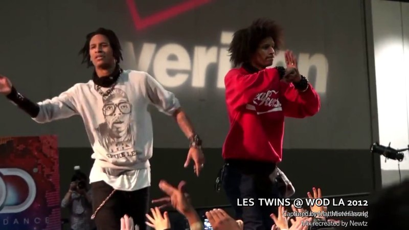 LES TWINS - World of Dance LA 2012