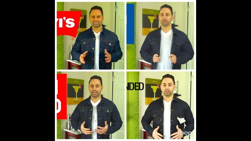Denim Jacket off Compare and review Levi's GAP Uniqlo and Unbranded