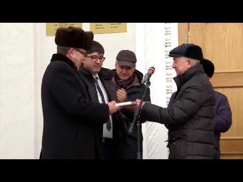Собрание трудового коллектива НГДУ«Лениногорскнефть»