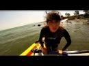 Windsurfing lake kineret with GoPro (8)
