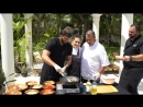 Iman Kawa vs. Jorge Masvidal Cookies for Kids Cancer Challenge Paella Edition