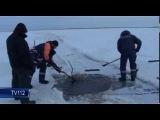 В Архангельской области два рыбака утонули в результате провала автомобиля под лёд