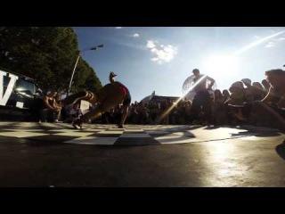 Elmo (Street Masters) vs Den (Ruffneck Attack / Fast Bodies)