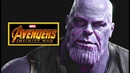 AVENGERS INFINITY WAR VFX Test Footage - Thanos Throne Clip 2018 Marvel