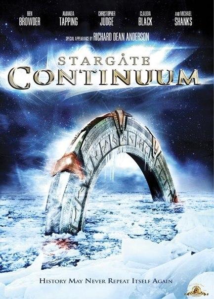 Stargate: El Continuo