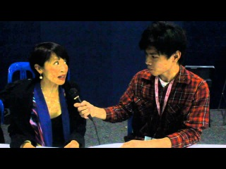 Interview with Lauren Tom voice of Amy Wong from Futurama - Supanova Sydney 2013