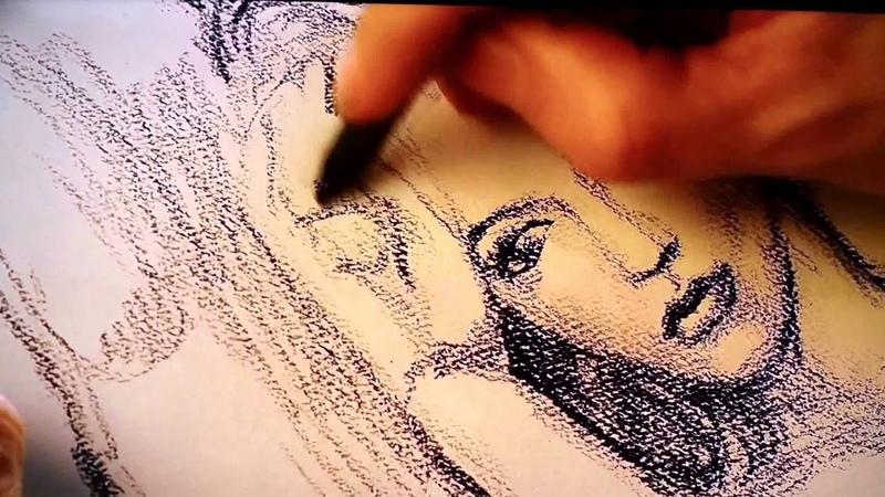 Jack dibuja a rose (4k)