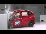 Маленькие автомобили. Избранные краш тесты