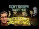 Don't Starve Together Выжить Вместе с Беаром Виртом