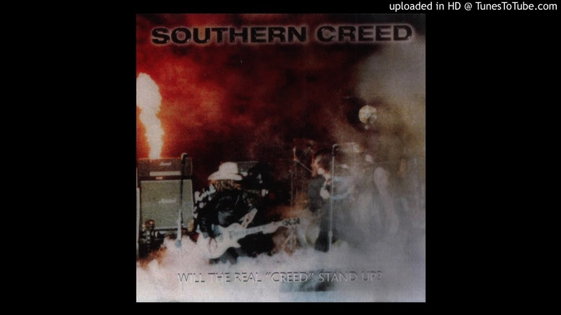 Southern Creed Keep On Rockin' 1977 Southern Rock Tennessee