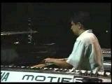 Nestor Torres live at PR Heineken Jazz Fest.