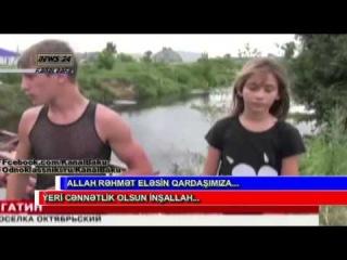21 летний азербайджанец ценой своей жизни спас тонущих детей! Azeri dilinde tercume edilib