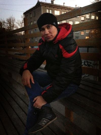 Данил Галиев, 27 января , Новосибирск, id115243557
