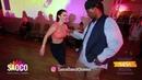 Everton Jameson and Annelie Pöschel Salsa Dancing at El Sol Warsaw Salsa Festival, Friday 09.11.2018
