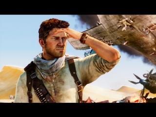 Прохождение Uncharted 3 - МЕГА СПОКОЙНЫЙ СТРИМ ПЕРЕД СНОМ