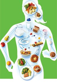 Низкралорийная и низкоуглеводная диета